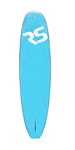 """""""Rave Sports Flight 8'6"""""""" Soft Top SUP Brand New Includes Limited 1 Year Warranty, The Rave Sports 02549 is a Flight soft top Stand Up Paddle board FL86 has been designed with soft top and hard rails thus making a perfect combination of comfort and performance"""