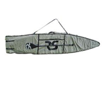 """Universal Displacement SUP Carry Bag Brand New Includes One Year Warranty, The Rave Sports 02600 is a universal displacement carry bag that accommodates displacement style stand up paddle boards of size 11' 6"""" to 14'"