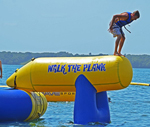 """Walk The Plank Brand New Includes Lifetime Warranty, The Rave Sports 02656 Walk The Plank lets you Step on out and test your balance skills against the best of them"