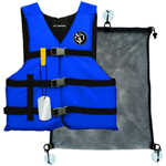 """""""Airhead SUP Deluxe Coast Guard Kit Brand New Includes one Year Warranty, The Airhead AHSUP-A020 is SUP Deluxe Coast Guard Kit which exceeds coast guard requirements"""