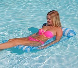 Lounger Mats airhead ahds floating hammock series
