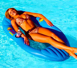 Inflatable Loungers  airhead ahal 1