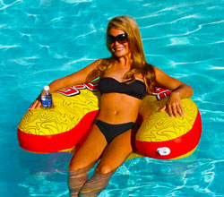 Inflatable Loungers  airhead ahul 1 p