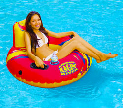 Inflatable Loungers  airhead ahrr2