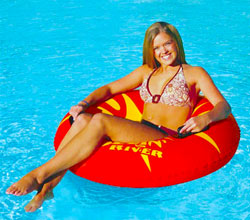 Inflatable Loungers  airhead ahrr1