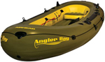 Airhead Ahibf06 Angler Bay 6 Person Inflatable Boat