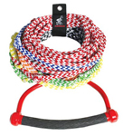 Airhead Ahsr8 Airhead 8 Section Radius Handle Ski Rope