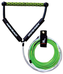 """""""Airhead Spectra Thermal Wakeboard Rope Brand New Includes 90 Days Warranty, The Airhead AHWR4 is mainly designed to provide the full and the highest water sport safety experience to you"""