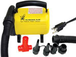 """""""Airhead Electric Outlet Air Pump Brand New Includes 90 Days Warranty, The Airhead AHP120HP is a 120 volt Hi-Pressure Air Pump for inflating and deflating your tube at unprecedented speed"""