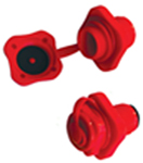 Airhead Ahbv2 Airhead Boston Valve 2-pack