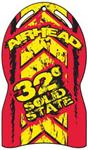 Airhead Ahfc-3801 Airhead Red Snow Carpet
