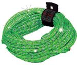 """Airhead Bling Tube Rope, The Airhead AHTR-12BL is a BLING 2 Rider Tube Rope"