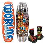 World Industries WIW-2024 Wake Board