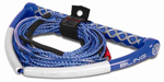 Airhead Bling Spectra Wakeboard Rope 75' Blue 5-Section / AHWR-13BL AHWR-13BL