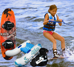 Rave Sports 02401 Wakeboard Starter Package