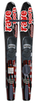 Rave Sports 02397 Jr. Shredder Combo Water Skis