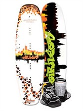 141 143 cm Wakeboards  airhead ahw3014