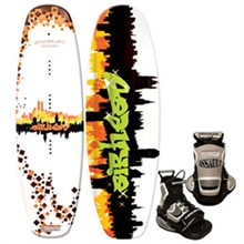 141 143 cm Wakeboards  airhead ahw3017