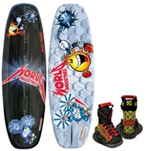 124 cm Wakeboards  world industries wiw14