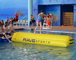 """Rave Sports Aqua Beam Brand New Includes Limited Lifetime Warranty, The Rave Sports 02483 Aqua Beam is the attachment which can be used only on the Activity Island or Splash Trax"