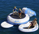 Rave Sports 02439 O-zone Xl Plus Water Bouncer